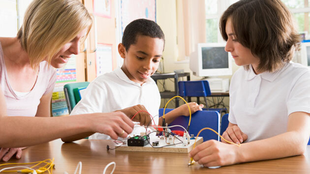 STEM: It's Elementary!