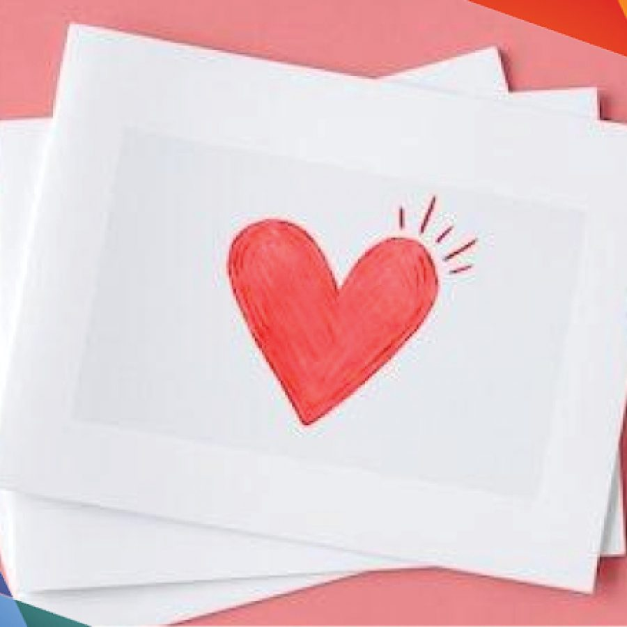 Valentine's Day Arts & Crafts